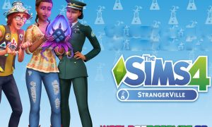 The Sims 4 StrangerVille iOS/APK Version Full Free Download