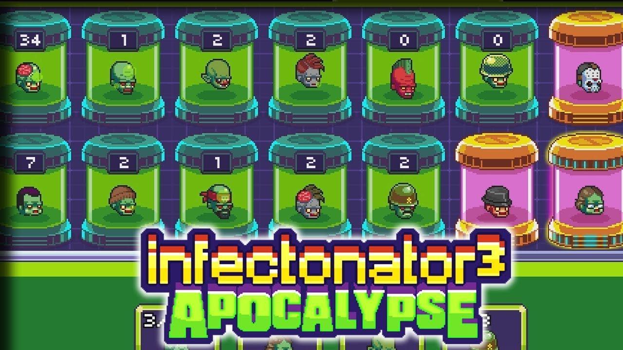 Infectonator 3 Apocalypse iOS/APK Version Full Game Free Download