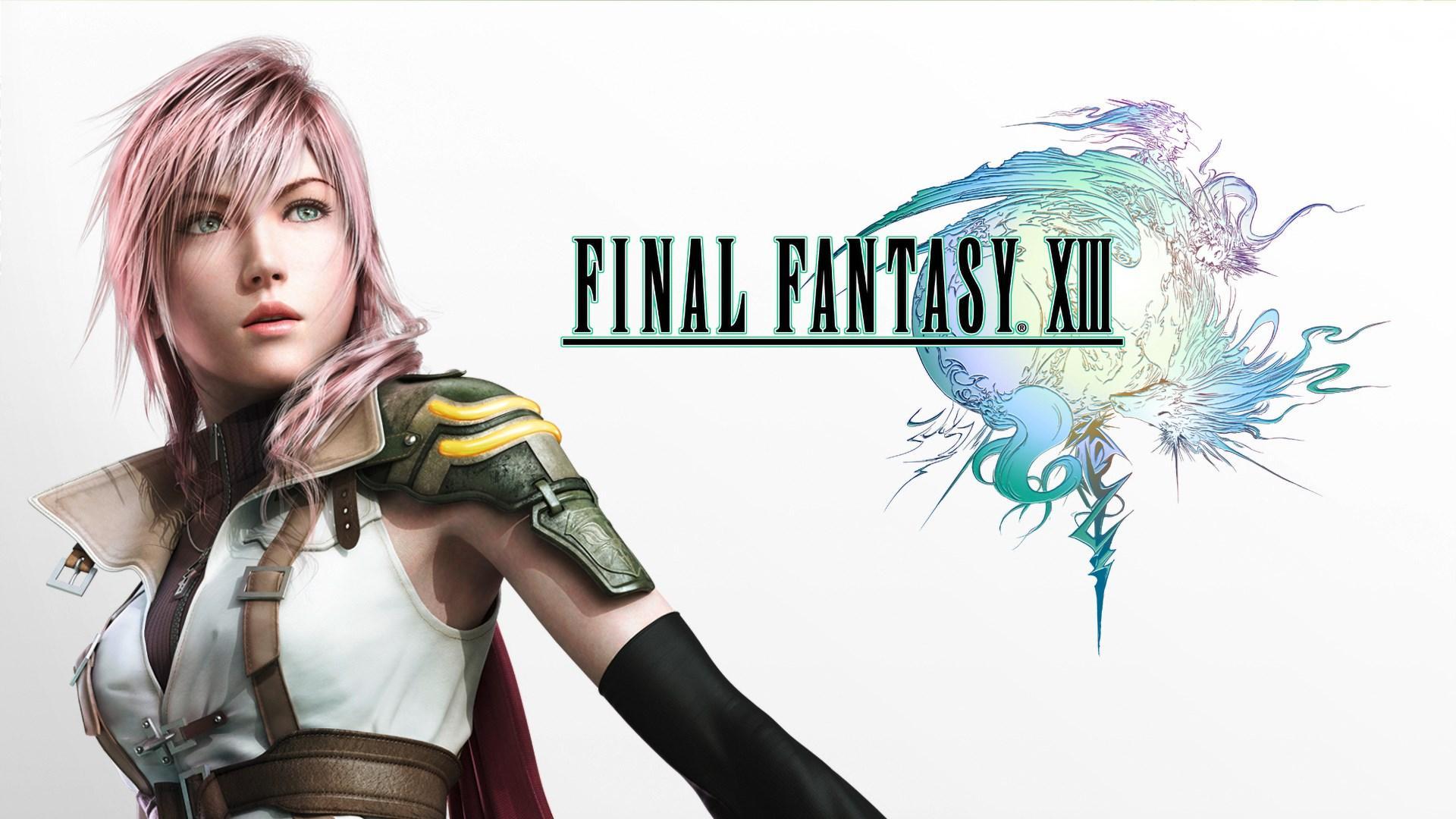 Final Fantasy XIII iOS/APK Version Full Free Download