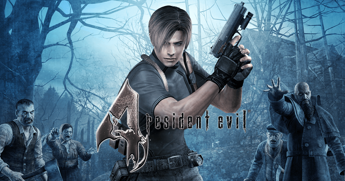 Resident Evil 4 iOS/APK Version Full Free Download