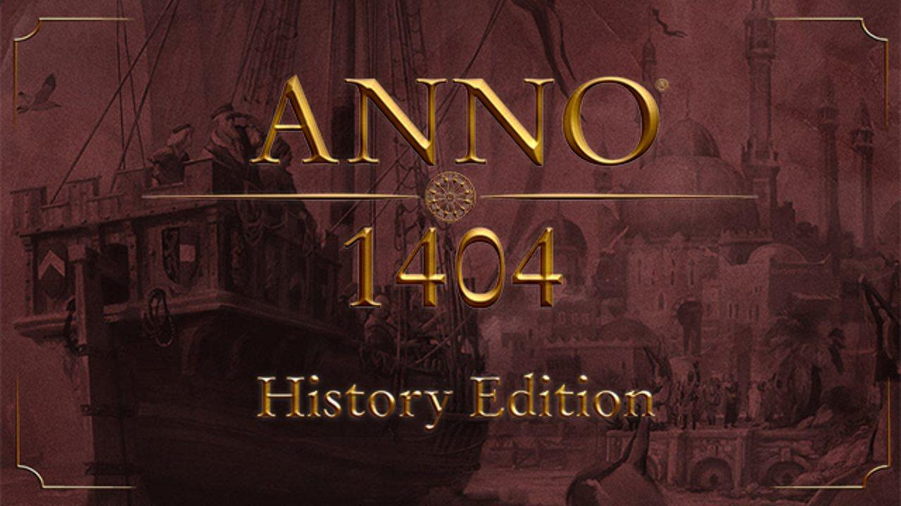 Anno 1404 – History Edition iOS Latest Version Free Download