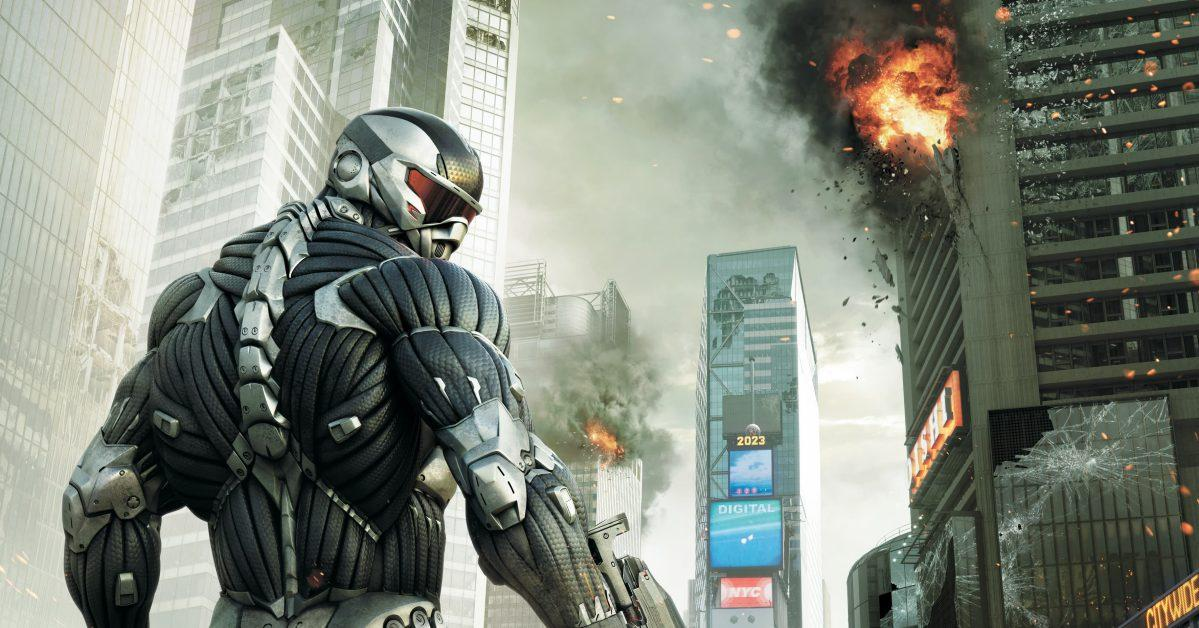 Crysis 2 Android/iOS Mobile Version Full Free Download