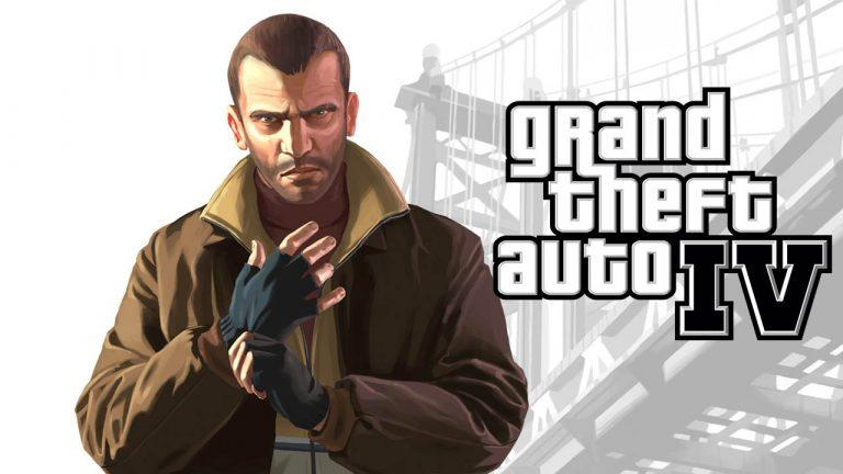 Grand Theft Auto IV / GTA IV iOS/APK Full Version Free Download