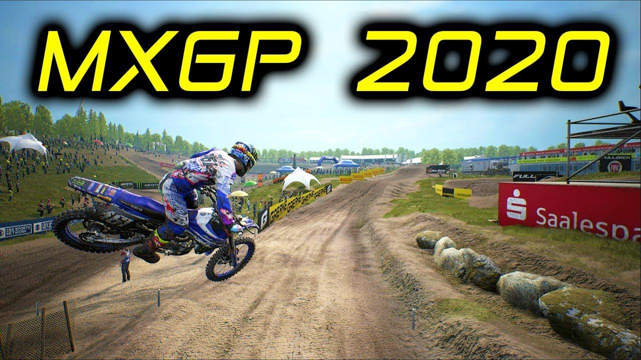 MXGP 2020 PC Full Version Free Download