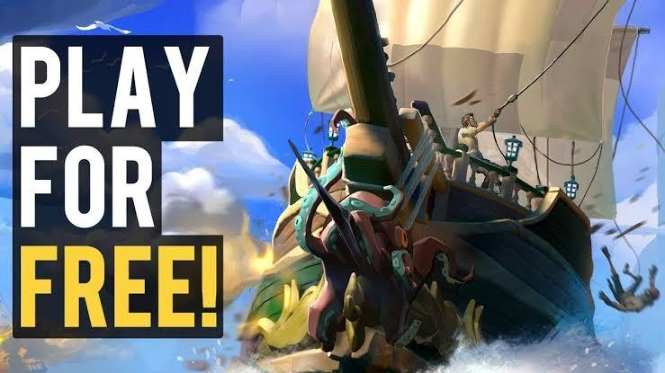 Sea of Thieves PC Version Free Download