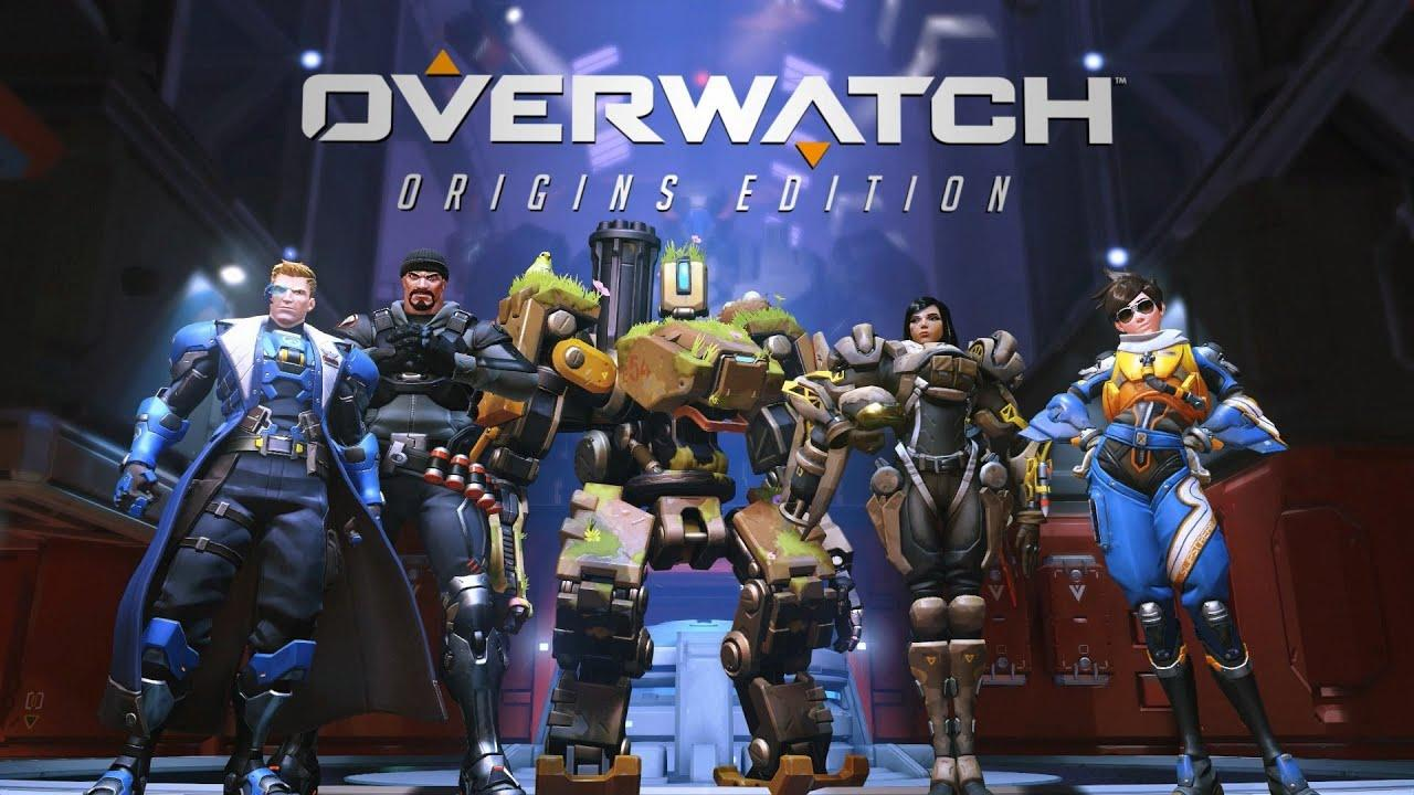 Overwatch Complete Edition iOS/APK Full Version Free Download