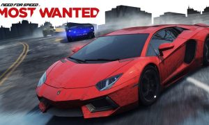 Need For Speed Most Wanted iOS Latest Version Free Download