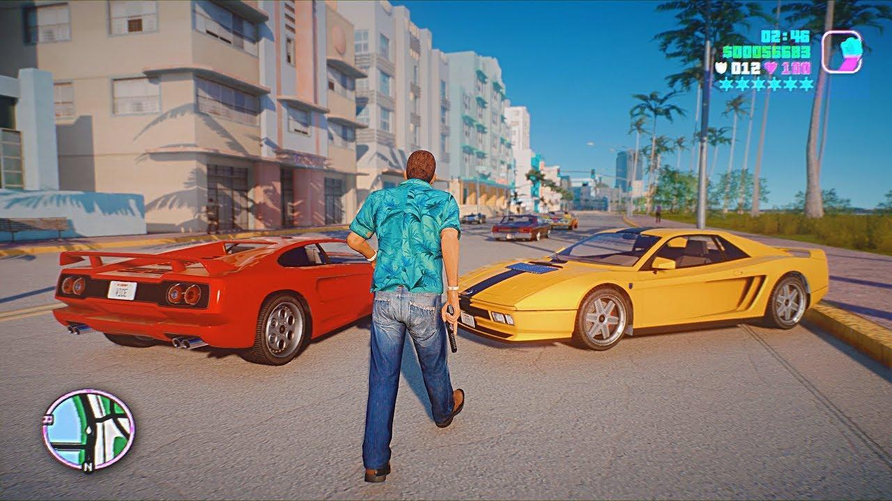 GTA Vice City PC Latest Version Free Download