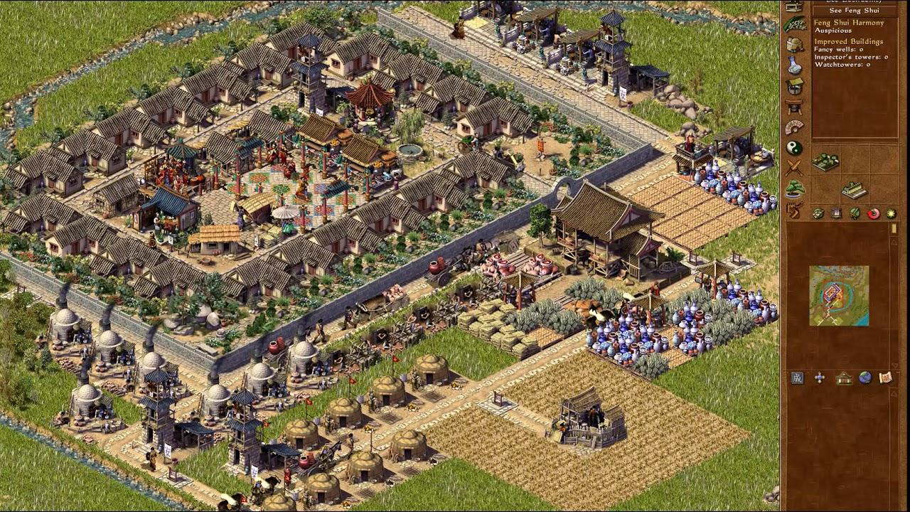 Emperor: Rise of the Middle Kingdom iOS/APK Version Full Game Free Download