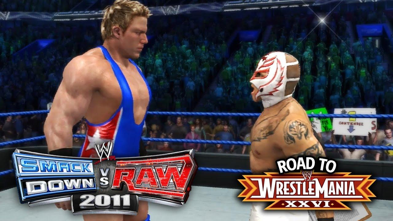 WWE SMACKDOWN VS RAW 2011 PC Version Full Free Download