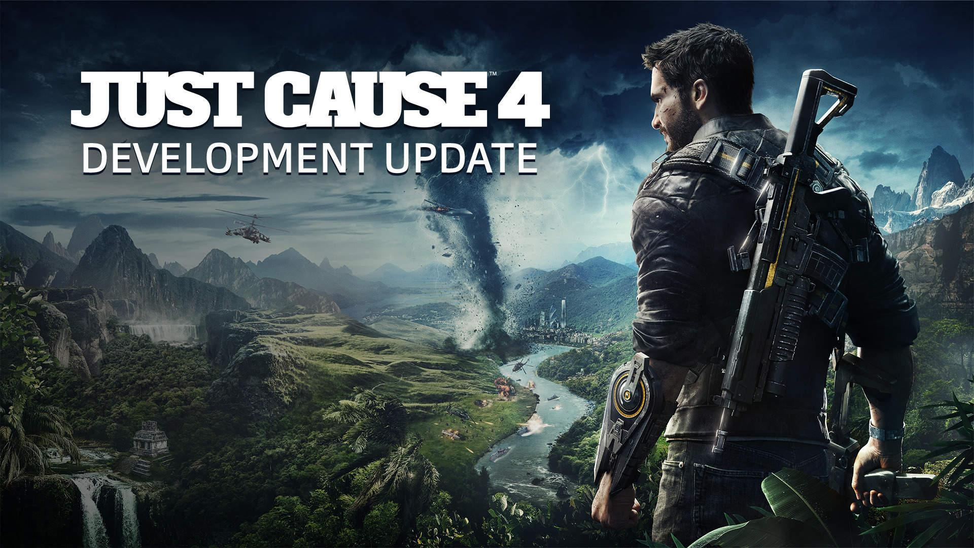 Just Cause 4 PC Latest Version Free Download