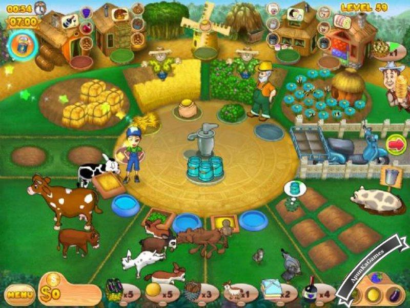 Farm Frenzy 2 iOS/APK Version Full Free Download