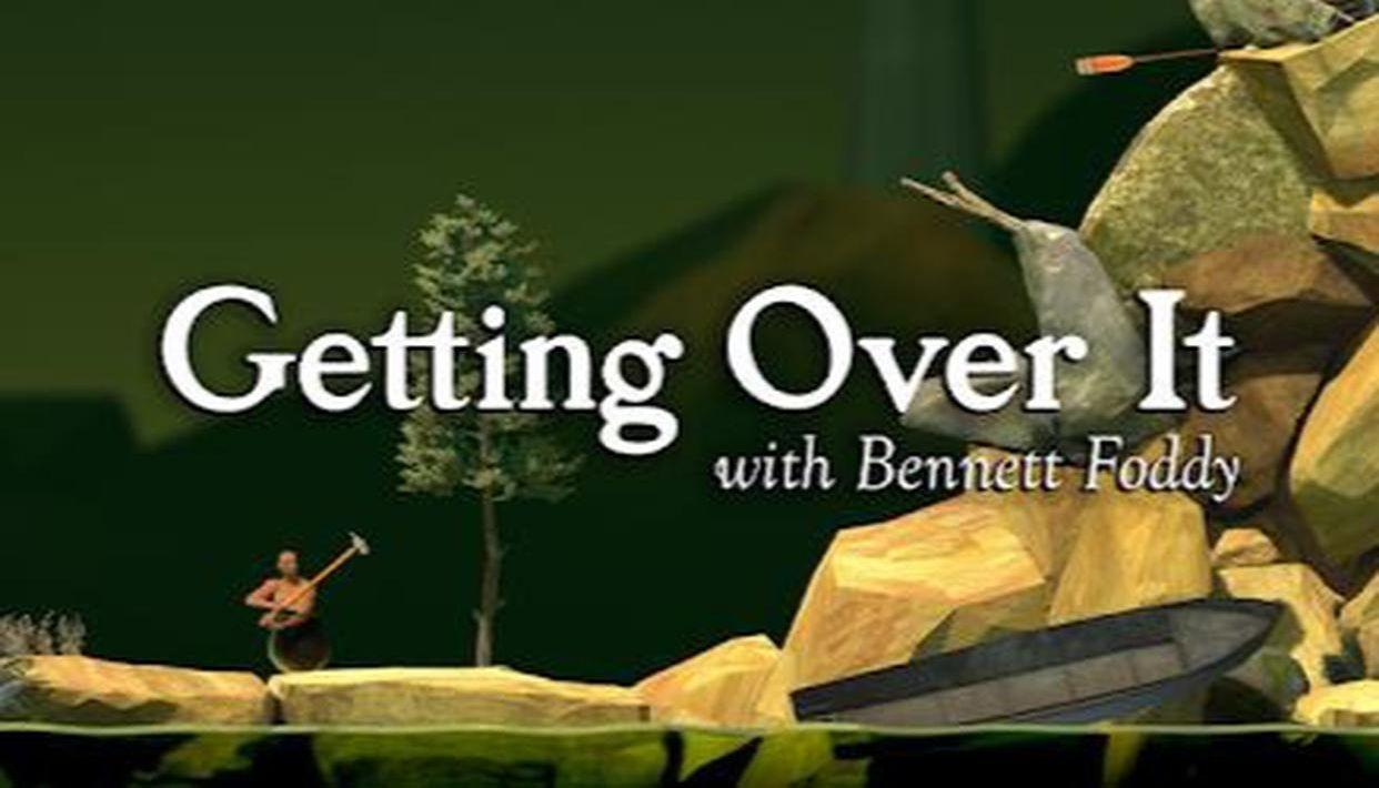 Getting It Over With Bennett Foddy PC Latest Version Free Download
