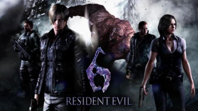 Resident Evil 6 / Biohazard 6 PC Version Full Free Download
