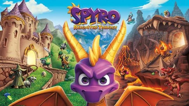 Spyro Reignited Trilogy iOS/APK Version Full Game Free Download