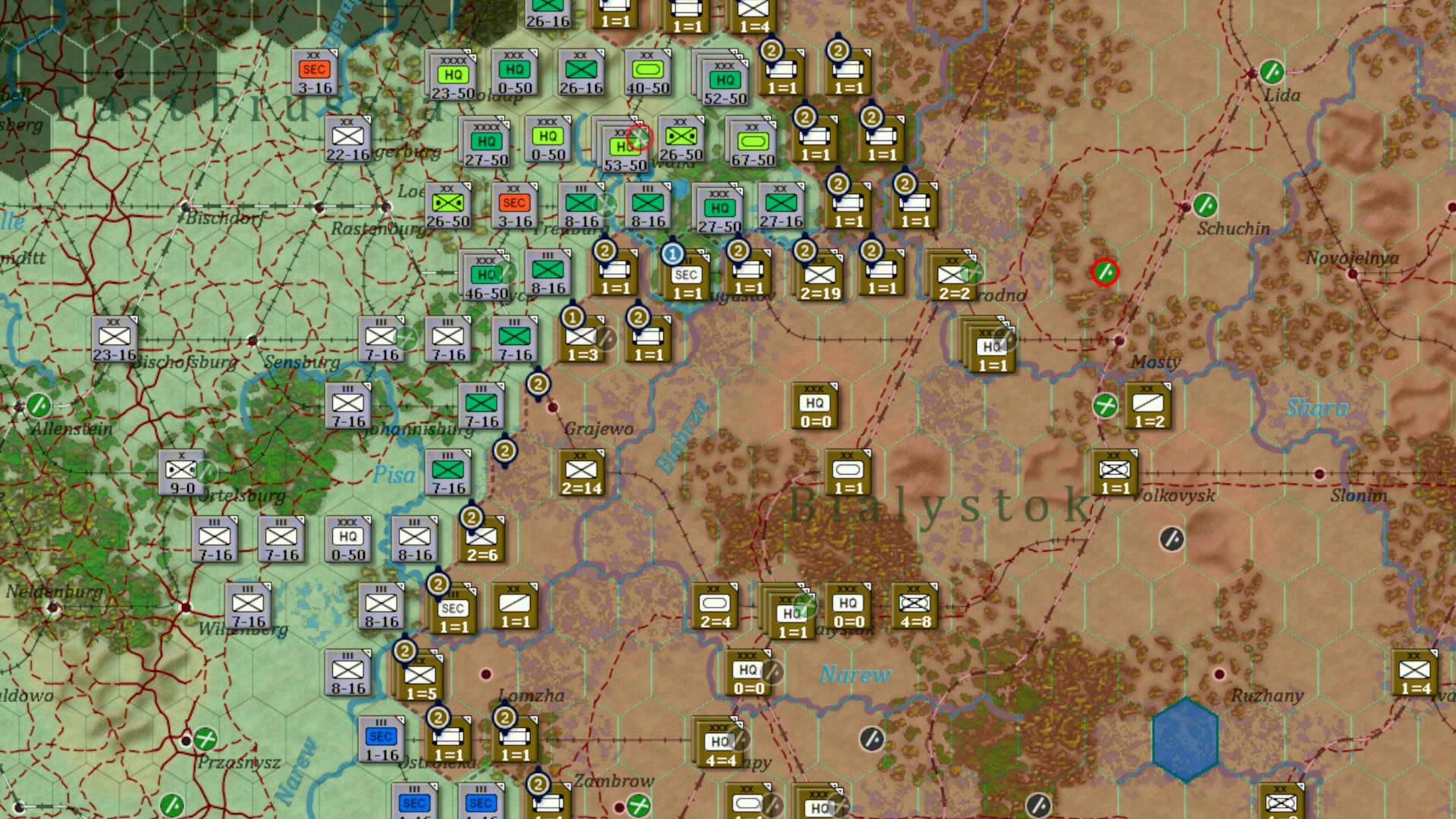 Gary Grigsby's War in the East 2 PC Version Full Free Download