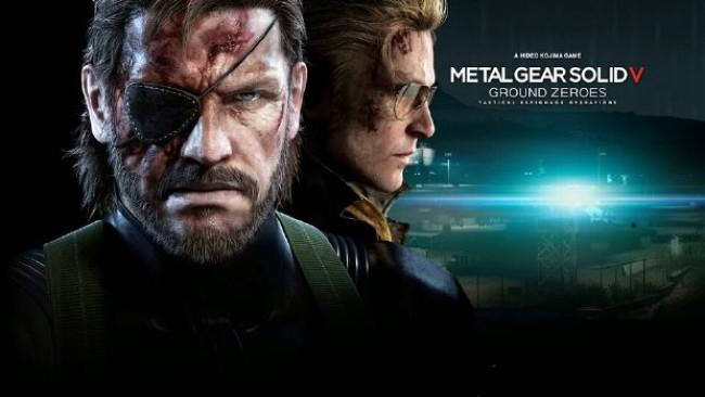 Metal Gear Solid V: Ground Zeroes iOS Latest Version Free Download