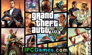 Grand Theft Auto 5 PC Version Free Download