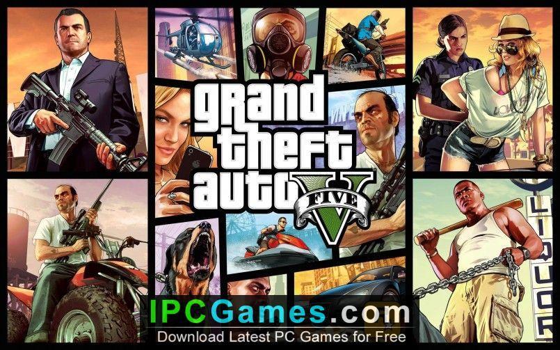 Grand Theft Auto 5 PC Version Free Download