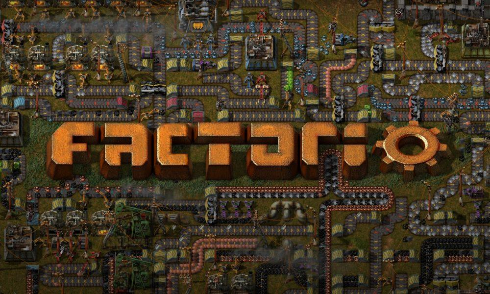 Factorio PC Version Full Free Download