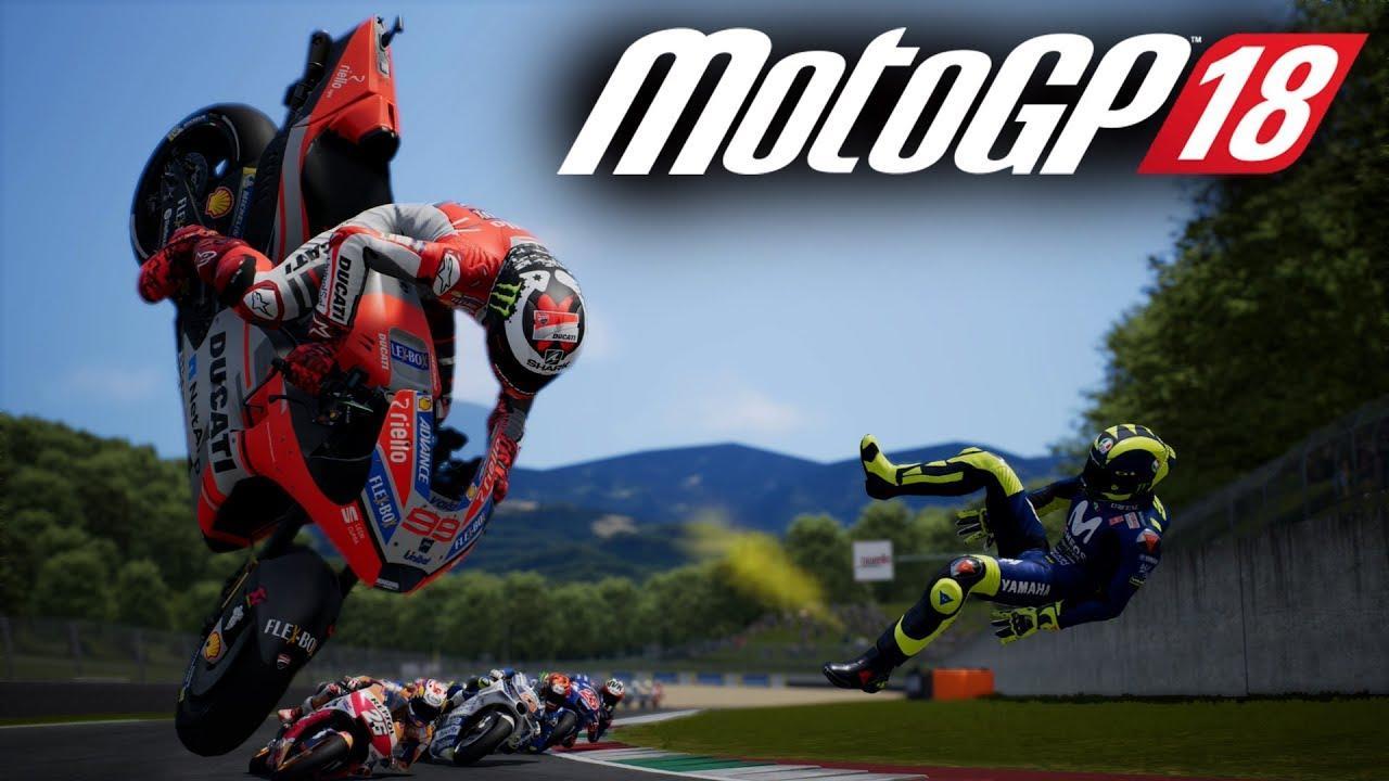 MotoGP 18 PC Version Download