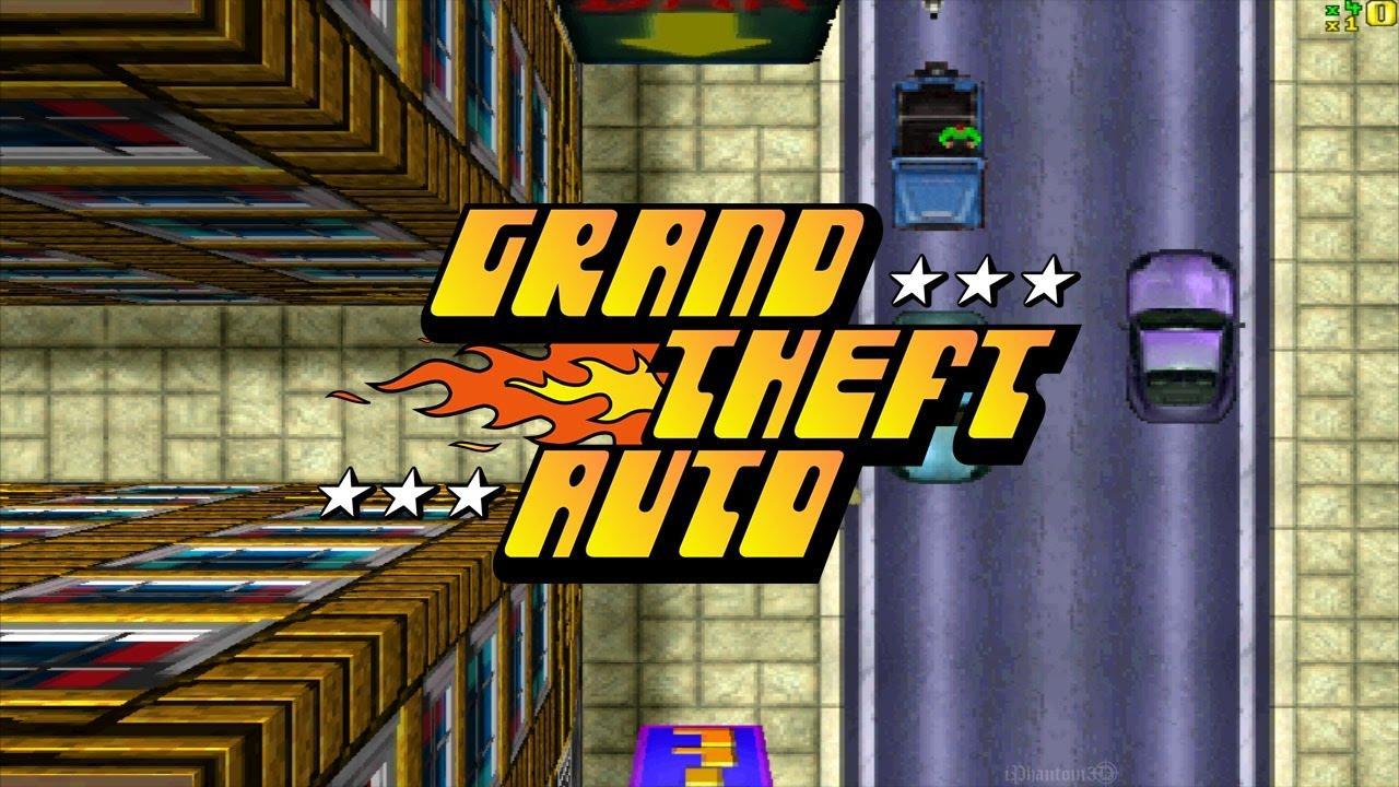 GTA 1 PC Full Version Free Download