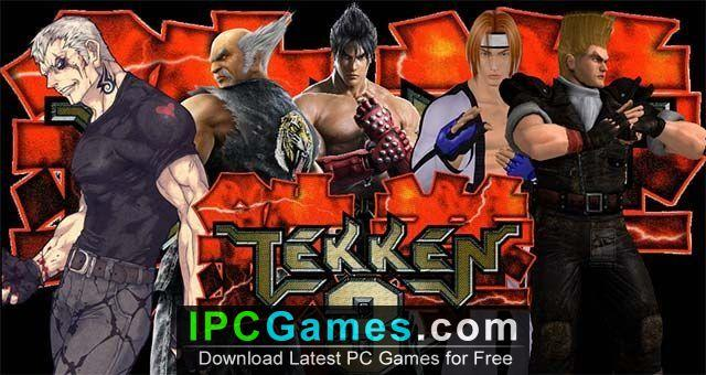 Tekken 3 Setup PC Latest Version Free Download