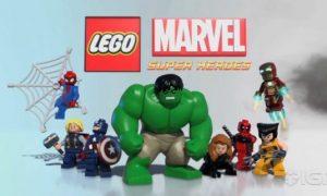 LEGO MARVEL SUPER HEROES iOS/APK Version Full Free Download