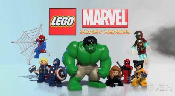 LEGO MARVEL SUPER HEROES iOS/APK Version Full Free Download