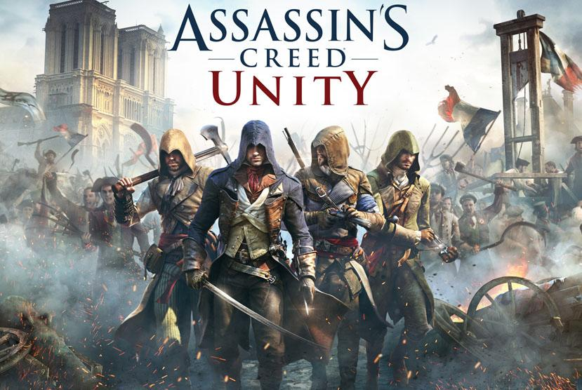 Assassin's Creed Unity Gold Edition PC Version Free Download
