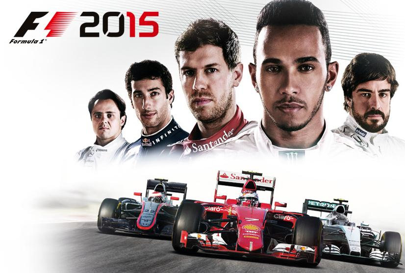 F1 2015 iOS/APK Version Full Free Download