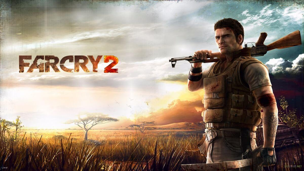 FAR CRY 2 PC Version Free Download