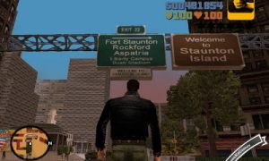 Grand Theft Auto 3 (GTA 3) PC Version Free Download