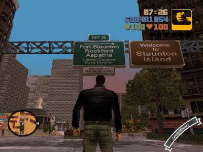 Grand Theft Auto 3 (GTA 3) PC Version Free Download
