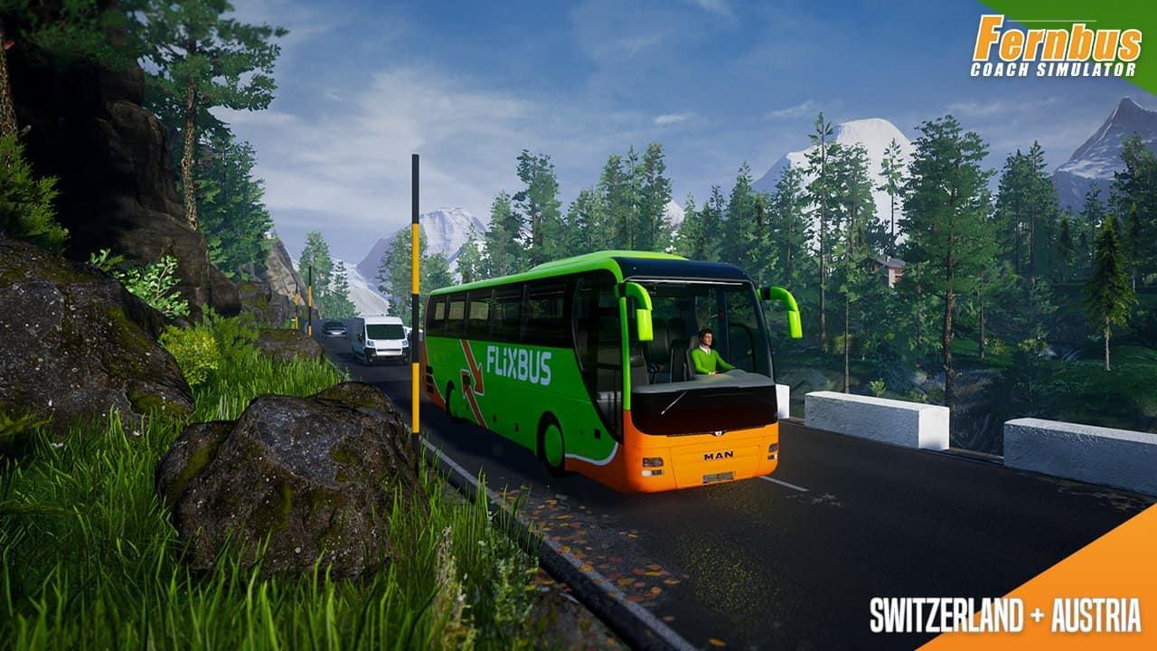 Fernbus simulator PC Version Full Free Download