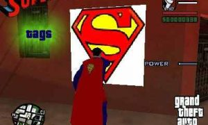 GTA San Andreas Superman MOD iOS Latest Version Free Download