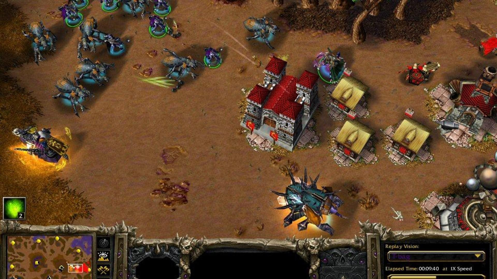 Warcraft III Reign of Chaos PC Version Free Download