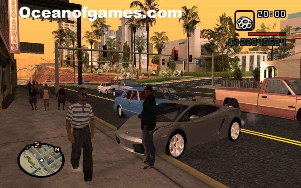 Gta San Andreas PC Latest Version Free Download
