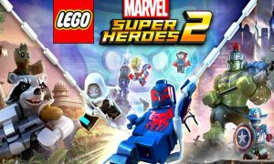 Lego Marvel Super Heroes 2 PC Version Full Free Download