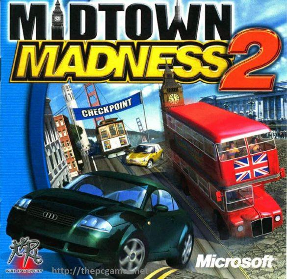 Midtown Madness 2 Android/iOS Mobile Version Full Free Download
