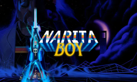 Narita Boy PC Version Free Download