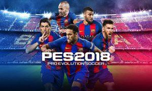 Pro Evolution Soccer 2018 iOS/APK Version Full Free Download