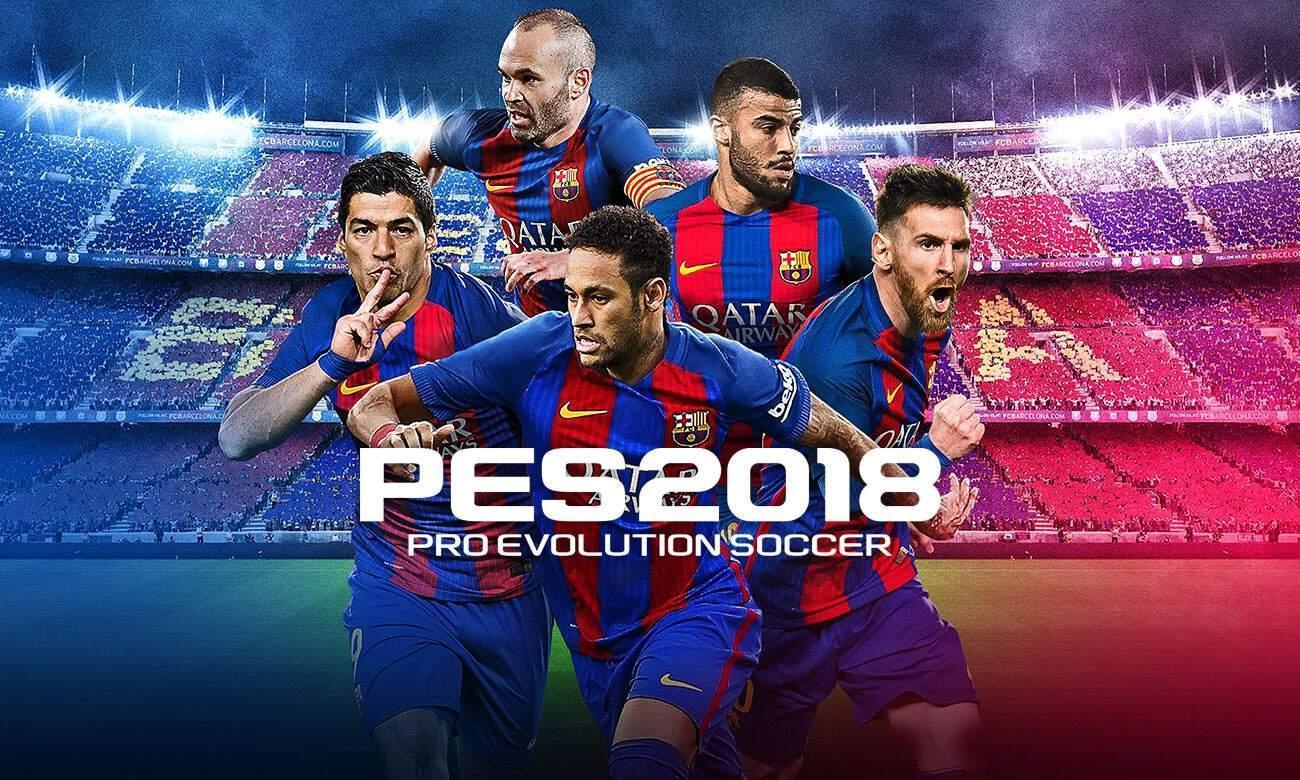 Pro Evolution Soccer 2018 iOS/APK Version Full Free Download