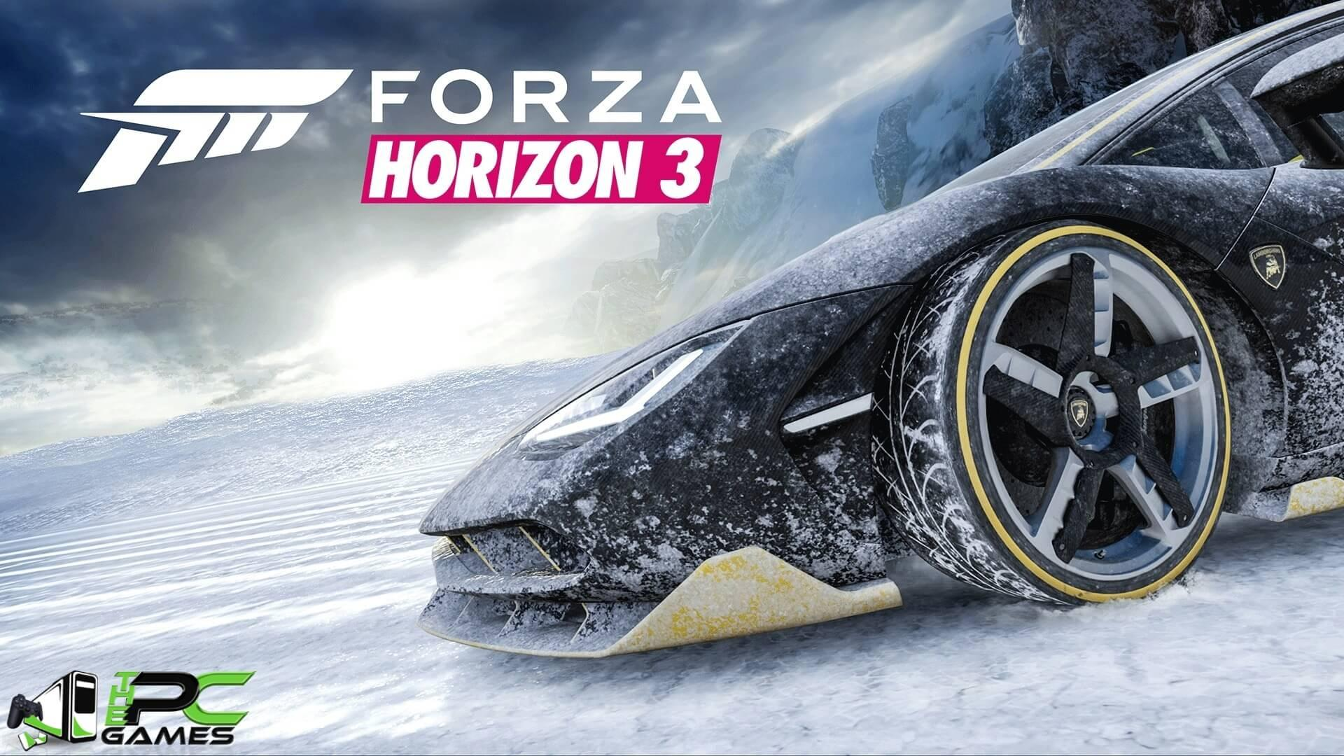 Forza Horizon 3 With All DLCs And Updates iOS/APK Version Full Game Free Download