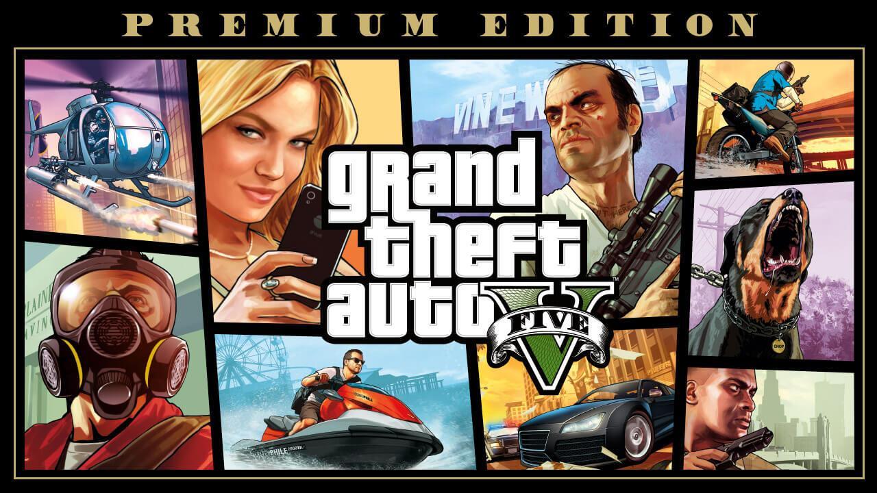 GTA V PC Version Full Free Download