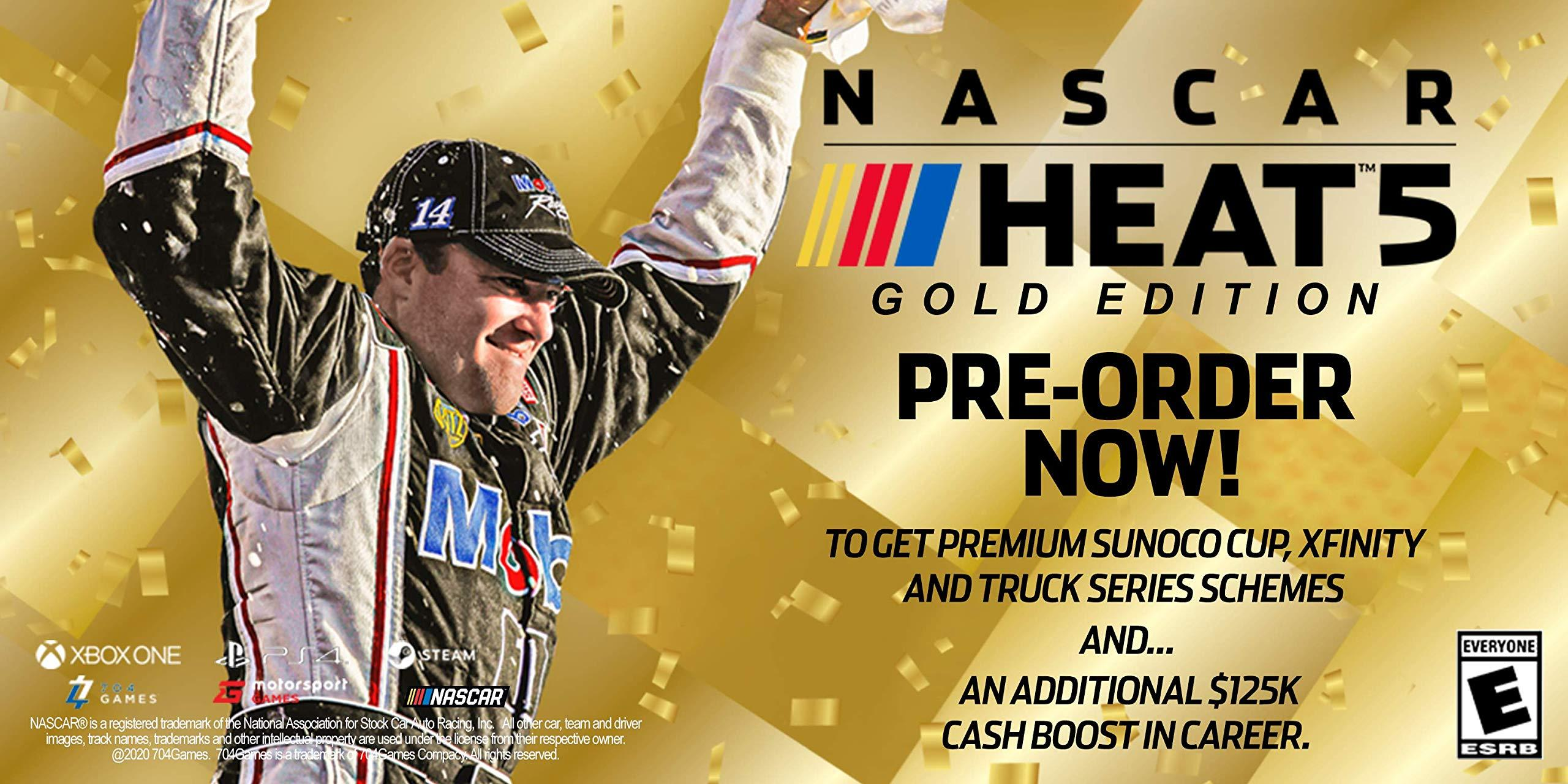 NASCAR Heat 5 Gold Edition PC Latest Version Free Download