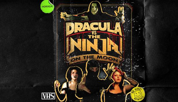 Dracula VS The Ninja On The Moon PC Latest Version Free Download