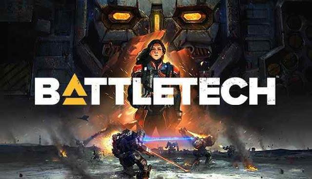 BATTLETECH IRONMAN iOS/APK Version Full Game Free Download