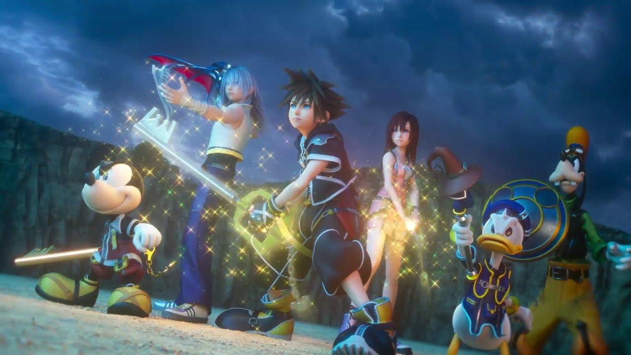 Kingdom Hearts PC Full Version Free Download