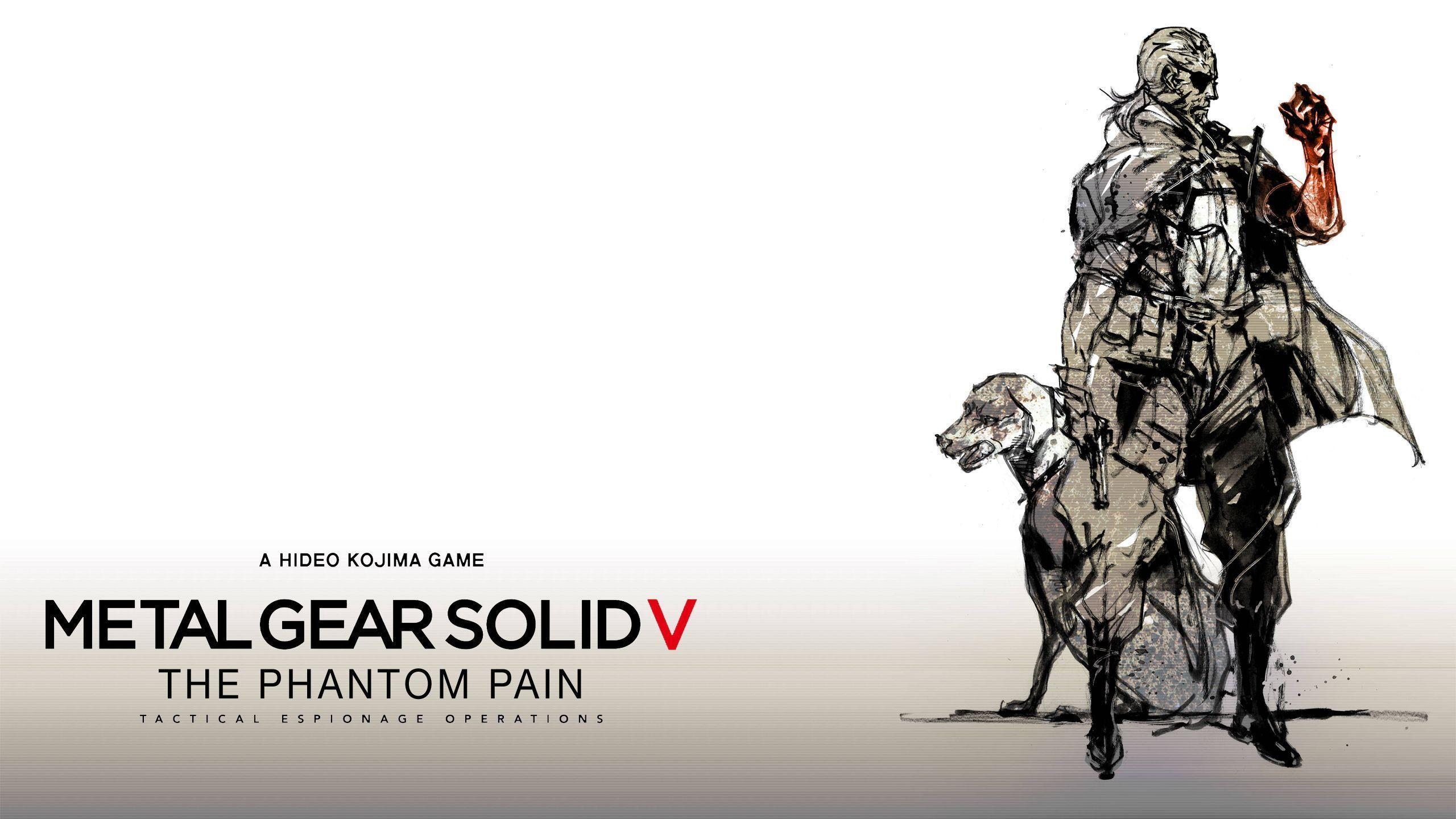 Metal Gear Solid V: The Phantom Pain PC Version Download